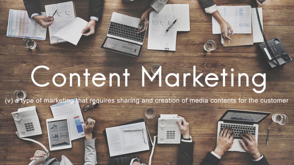 コンテンツマーケティングとコンテンツショック